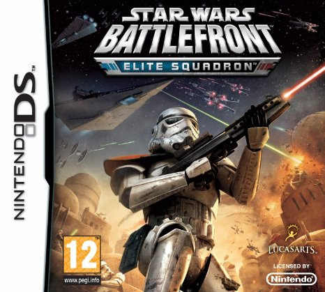 Boxshot Star Wars Battlefront: Elite Squadron