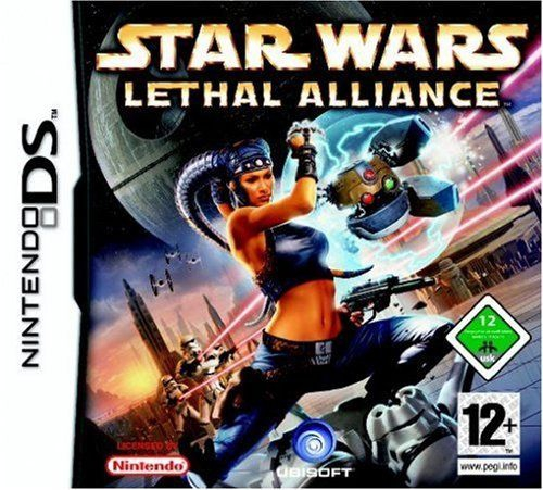 Boxshot Star Wars: Lethal Alliance