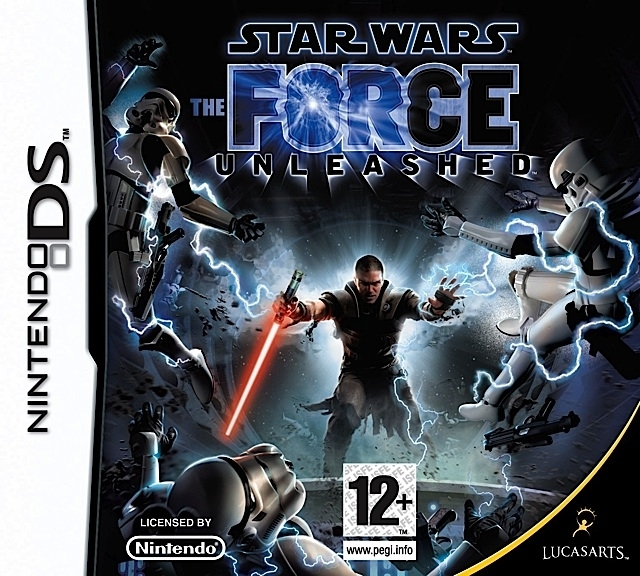 Boxshot Star Wars: The Force Unleashed