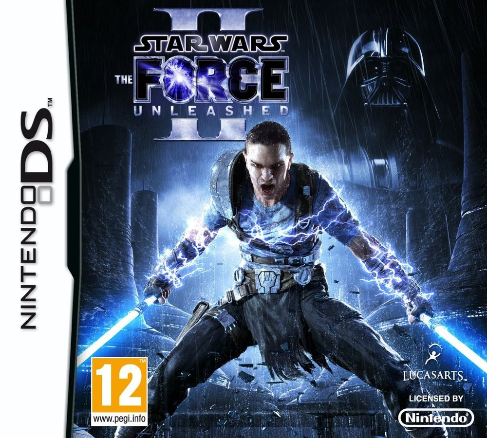 Boxshot Star Wars: The Force Unleashed II