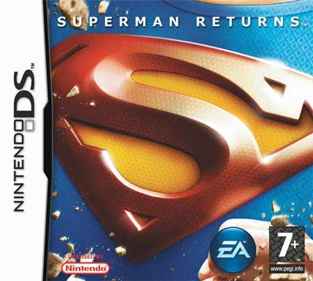 Boxshot Superman Returns