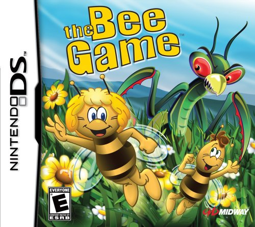 Boxshot The Bee Game