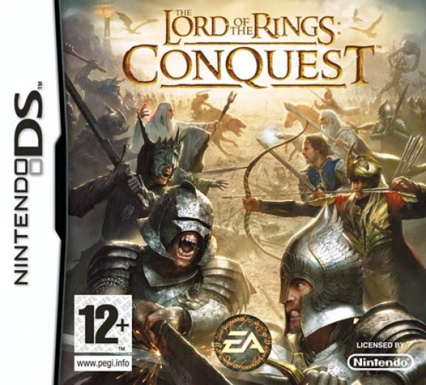 Boxshot The Lord of the Rings: Conquest