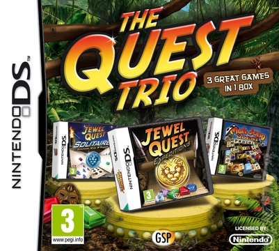 Boxshot The Quest Trio