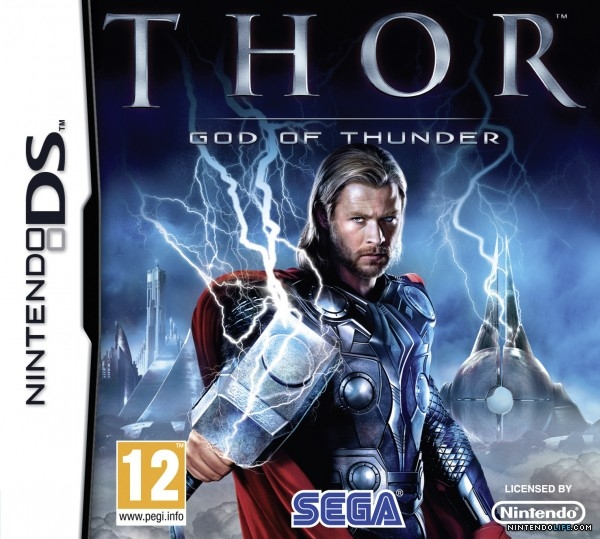 Boxshot Thor: God of Thunder
