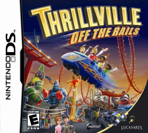 Boxshot Thrillville off the Rails