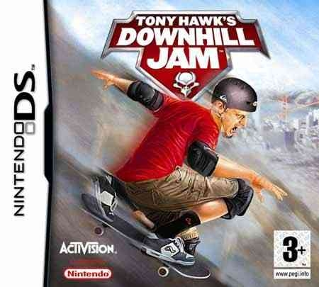Boxshot Tony Hawk's Downhill Jam