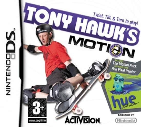 Boxshot Tony Hawk's Motion 10