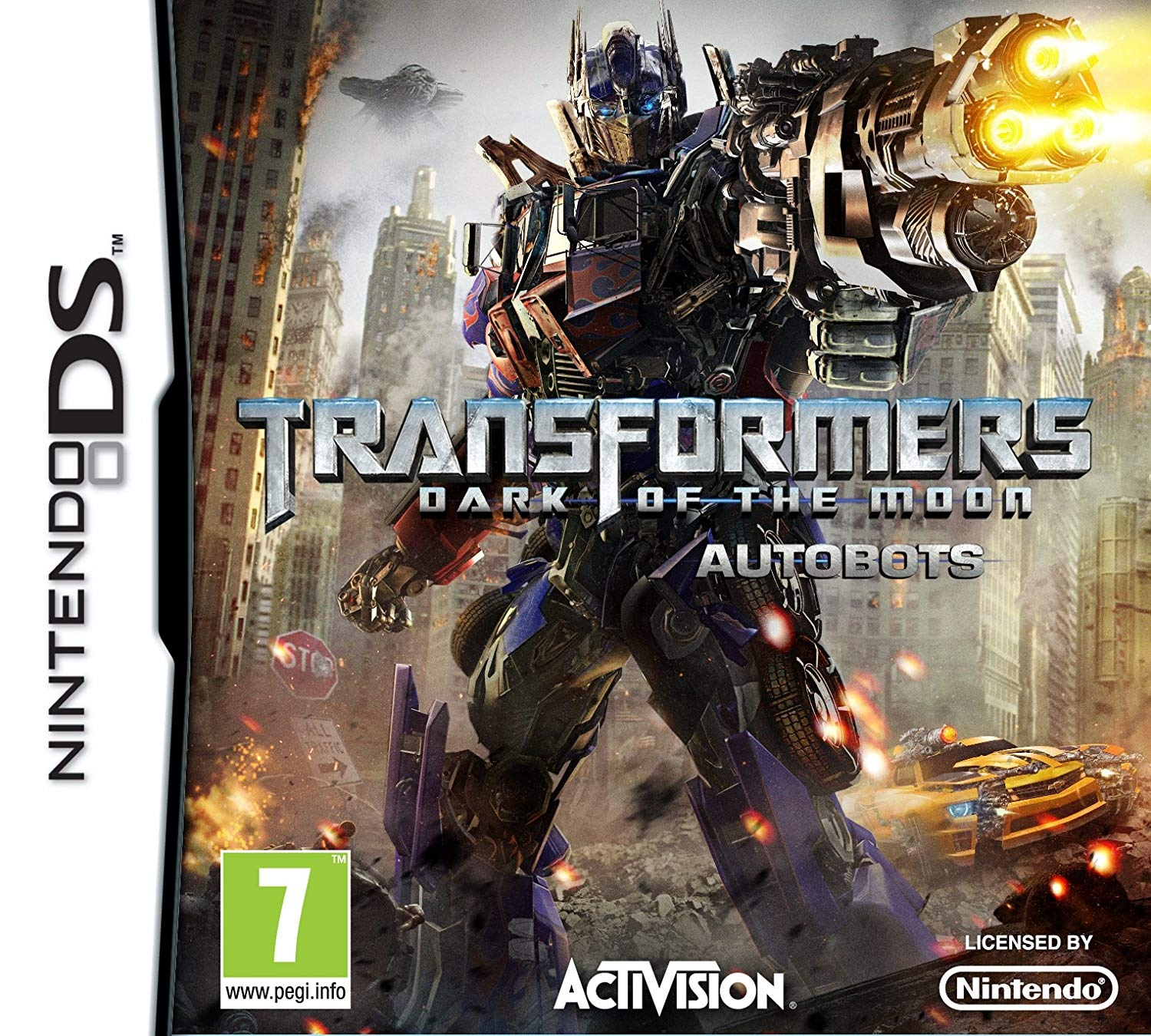 Boxshot Transformers: Dark of the Moon - Autobots