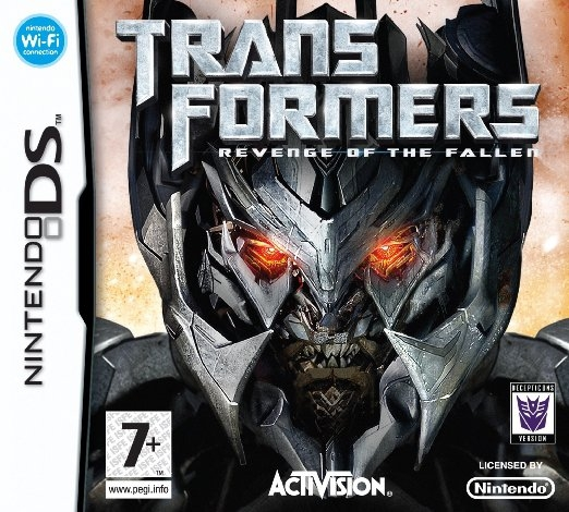 Boxshot Transformers: Revenge of the Fallen - Decepticons