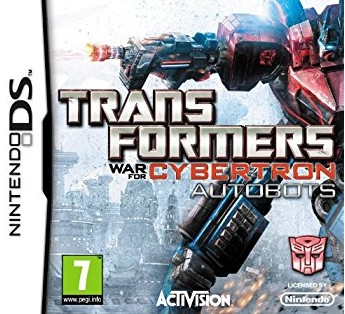 Boxshot Transformers: War for Cybertron - Autobots