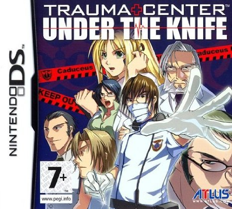 Boxshot Trauma Center: Under the Knife