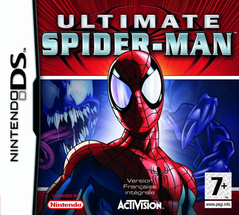 Boxshot Ultimate Spider-Man