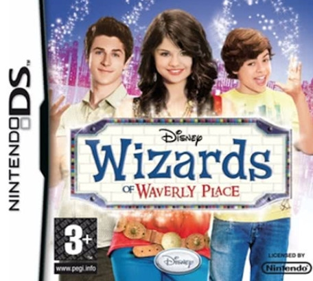 Boxshot Wizards of Waverly Place