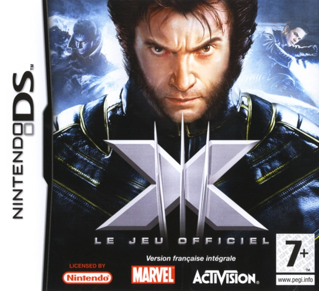 Boxshot X-Men The Official Game