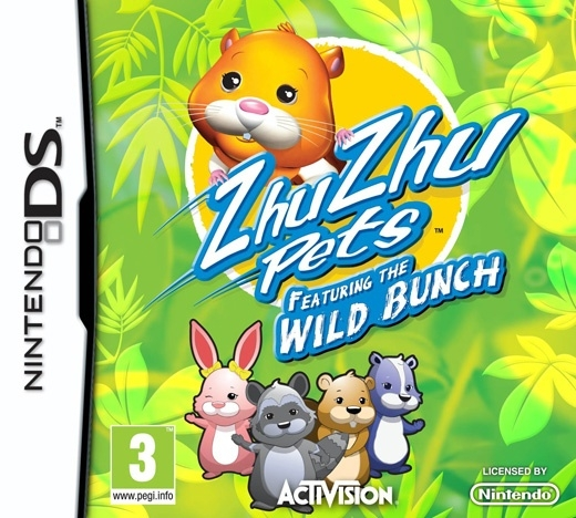 Boxshot ZhuZhu Pets: Featuring The Wild Bunch