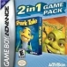 2 Games in 1 Shark Tale + Shrek 2 voor GameBoy Advance