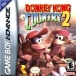 Donkey Kong Country 2 voor GameBoy Advance