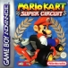 Mario Kart Super Circuit voor GameBoy Advance