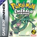 Pokemon Emerald Version voor GameBoy Advance