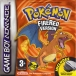 Pokemon FireRed Version voor GameBoy Advance