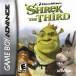 Shrek  de Derde voor GameBoy Advance