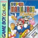 Super Mario Bros Deluxe voor GameBoy Advance