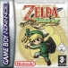 The Legend of Zelda The Minish Cap voor GameBoy Advance