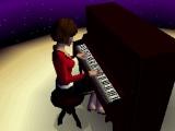 Easy Piano: Afbeelding met speelbare characters