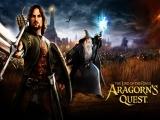 Speel als de ridder Aragorn en de tovenaar Gandalf.