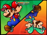 Speel als Mario en Luigi en hun baby-varianten!