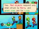 Mario en Luigi zullen de krachten moeten bundelen willen ze dit avontuur tot een goed einde brengen.