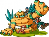 afbeeldingen voor Monster Rancher DS