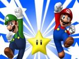 Naast Mario is ook zijn groene broeder een speelbaar personage.