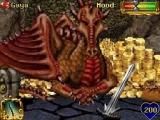 Wil je de schat, dan moet je eerst voorbij deze draak.