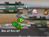 In deze game zijn er nieuwe battle modes. Hier heb je rotation battle met wel 6 pokemon tegelijk.