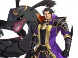 Nobunaga de japanse keizer die jij moet gaan tegenhouden voor overheersing van de wereld.