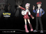 Net zoals in elke andere Pokemon game kan je een vrouwelijke of mannelijke avatar kiezen.