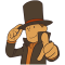 Afbeelding voor Professor Layton and the Last Specter