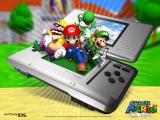 Beleef de klassieker op de DS met als nieuwkomers Luigi, Yoshi en Wario.