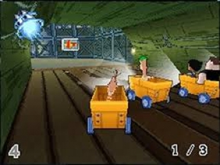 2 Disney Games Phineas and Ferb and Phineas and Ferb een Dolle Rit plaatjes