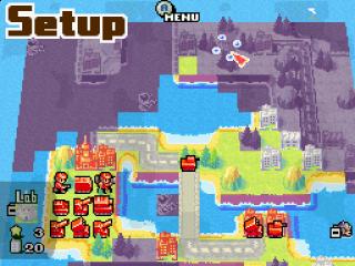 Vanwege de mist in de Game of Fog missies kun je vijanden in gebouwen en bossen niet meteen zien.