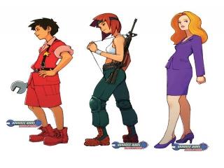 De Orange Star helden Andy, Sami en Nell (en vele anderen) zijn weer terug!