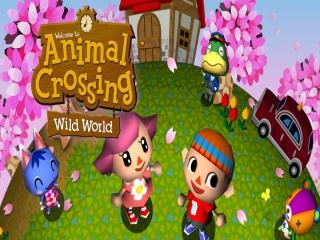 Animal Crossing: Wild World bevat naast oude bekenden ook nieuwe personages.