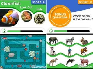 Animal Genius: Screenshot
