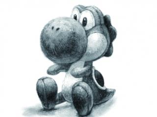 Leer hoe je bekende Nintendo-personages zoals Yoshi tekent.
