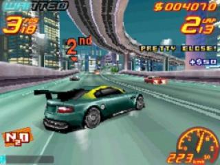 Driften is een heel belangrijk deel van Asphalt 2 Urban GT!