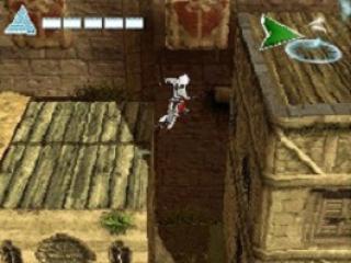 Weer een voorbeeld van de grafische kracht van de DS.
