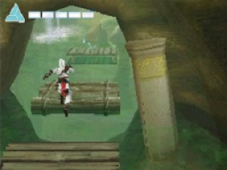 Dit spel is natuurlijk geen open wereld zoals op de PlayStation maar een 2.5D platformer!