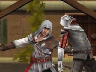Heb de controle over de Italiaanse moordenaar Ezio Auditore da Firenze.